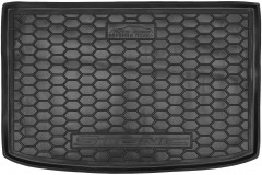 Коврик в багажник для Kia Stonic '18-, верхний, полиуретановый (AVTO-Gumm)