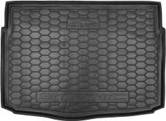 Коврик в багажник для Kia Stonic '18-, нижний, полиуретановый (AVTO-Gumm)