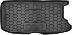 Коврик в багажник для Fiat 500е, полиуретановый (AVTO-Gumm)