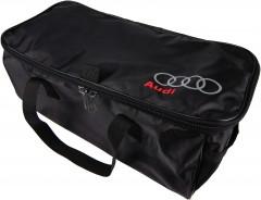 Сумка-органайзер Audi черная, большая