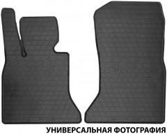 Фото 1 - Коврики в салон передние для DAF CF '00-13 резиновые (Stingray)