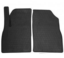 Коврики в салон передние для Chevrolet Volt '11-15 резиновые (Stingray)