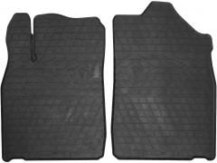 Коврики в салон передние для Lexus ES '12- резиновые (Stingray)