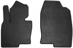Коврики в салон передние для Mazda CX-9 '17- резиновые (Stingray)