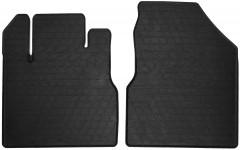 Коврики в салон передние для Nissan Murano '08-14 резиновые (Stingray)