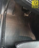 Фото 5 - Коврики в салон передние для BMW 7 E65/E66 '01-08 резиновые (Stingray)