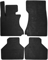 Коврики в салон для BMW 7 E65/E66 '01-08 резиновые (Stingray)