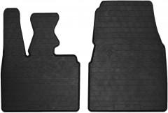 Коврики в салон передние для BMW i3 '13- резиновые (Stingray)