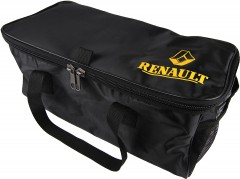 Сумка-органайзер Renault черная, большая