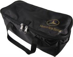 Сумка-органайзер Mercedes черная, большая
