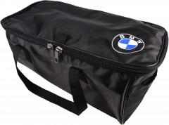 Сумка-органайзер BMW черная, большая