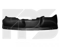 Накладка над радиатором для Ford Focus II '8-11 пластик, верхний дефлектор (FPS)
