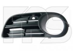 Решетка бампера для Skoda Fabia '99-07 правая с отверстием под птф (FPS)