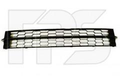 Решетка бампера для Skoda Rapid '13- средняя (FPS)