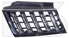 Решетка бампера для Mitsubishi Pajero Sport '10-16 верхняя, правая (FPS)