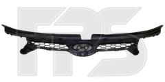 Решетка радиатора для Hyundai i-10 '07-13 внутренняя часть, черная (FPS)