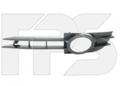 Решетка бампера для Audi A6 '05-08 правая, дизель (FPS)
