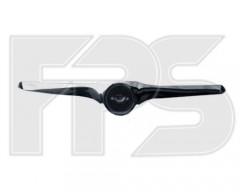 Накладка капота для Skoda Superb '09-14 хром (FPS)