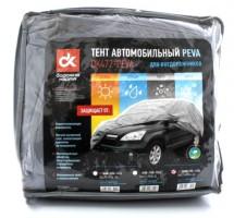 """Тент автомобильный для джипа PEVA L """"Дорожная карта"""""""
