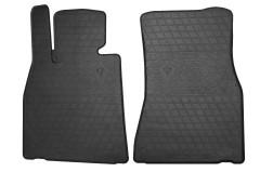 Коврики в салон передние для Lexus LS 460 / 600h '06-17 резиновые (Stingray)
