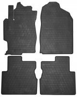 Коврики в салон для Mazda 6 '02-08 резиновые (Stingray)