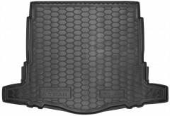 Коврик в багажник для Nissan X-Trail (T32) '17-, нижний, резиновый (AVTO-Gumm)
