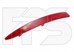 Фонарь задний для Skoda Octavia A5 '09-13 левый, катафот (FPS)