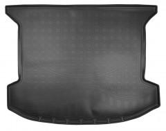 Коврик в багажник полиуретановый для Cadillac XT5 '16- (Nor-Рlast) черный