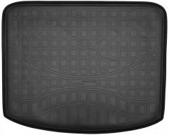 Коврик в багажник полиуретановый для Honda CR-V '17- нижний (Nor-Рlast) черный