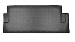 Коврик в багажник полиуретановый для Mercedes V-Class W447 '14- Marco Polo (Nor-Рlast) черный