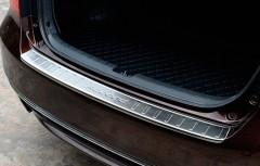 ASP Накладка на задній бампер для Honda Accord 9 '13-, тип D (ASP)