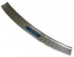 ASP Накладка на бампер для Hyundai Accent '17- (ASP)