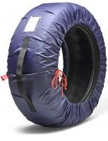 """Защитный чехол для колеса """"Трендбай"""" 240 синий"""