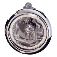 Противотуманная фара для Hyundai Santa Fe '01-06 левая/правая (DEPO) 405029-E