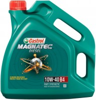 Castrol Magnatec Diesel 10W-40 B4 (5л)