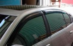 Дефлекторы окон для Lexus GS '98-05 (HIC)