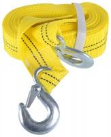 Трос буксировочный 2 тонны DK46-PP245 4,5м желтый