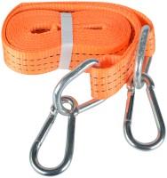 Трос буксировочный 3 тонны DK46-PE345-1 Polyester 4,5м оранжевый
