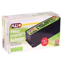 Инвертор / преобразователь напряжения / зарядное устр-во Pulso IMBC-1010, 1000Вт