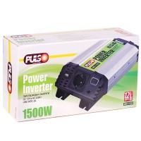 Инвертор / преобразователь напряжения Pulso IMU-1520, 1500Вт