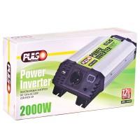 Инвертор / преобразователь напряжения Pulso IMU-2020, 2000Вт