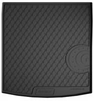 Коврик в багажник для Volkswagen Golf VII '12- универсал, полиуретановый (GledRing)
