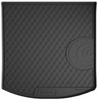 Коврик в багажник для Volkswagen Touran '03-15, полиуретановый, нижний (GledRing)