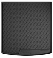 Коврик в багажник для Volkswagen Golf VI '09-12 универсал, полиуретановый (GledRing)
