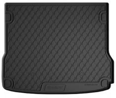 Коврик в багажник для Audi Q5 '08-17, полиуретановый (GledRing)
