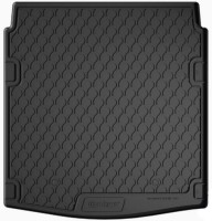 Коврик в багажник для Audi A4 '08-15 седан, полиуретановый (GledRing)