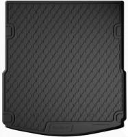 Коврик в багажник для Audi A6 '05-10 седан, полиуретановый (GledRing)