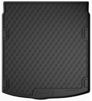 Коврик в багажник для Audi A6 '11- седан, полиуретановый (GledRing)