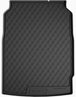 Коврик в багажник для BMW 5 F10 '10-16 седан, полиуретановый (GledRing)