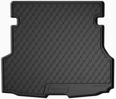 Коврик в багажник для BMW 4 F36 '14-, Gran Coupe полиуретановый (GledRing)
